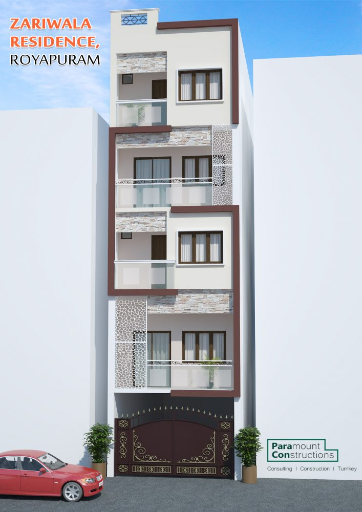 Residential-project